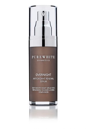 Pure White Cosmetics - Overnight Antioxidant Renewal Serum