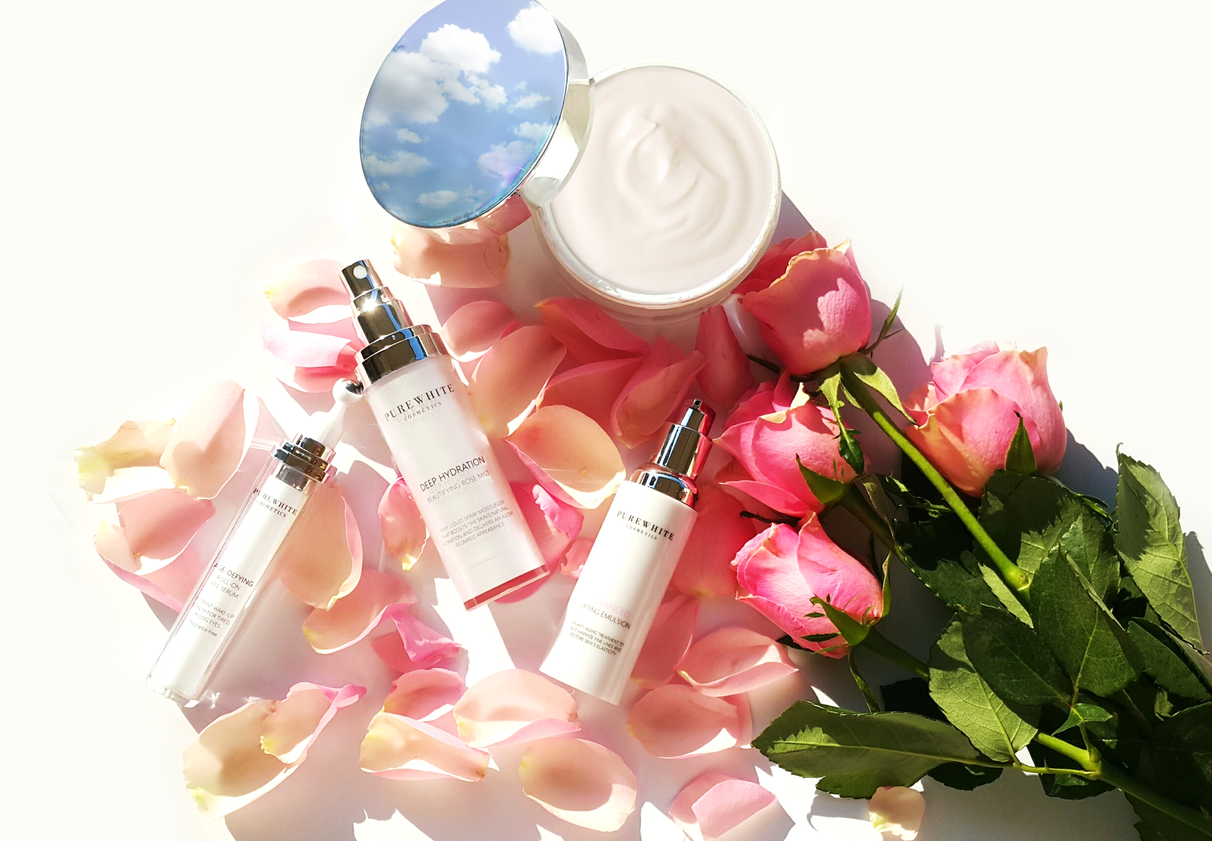 Pure White Cosmetics - 5 TIPS FOR GLOWING SKIN THIS SPRING