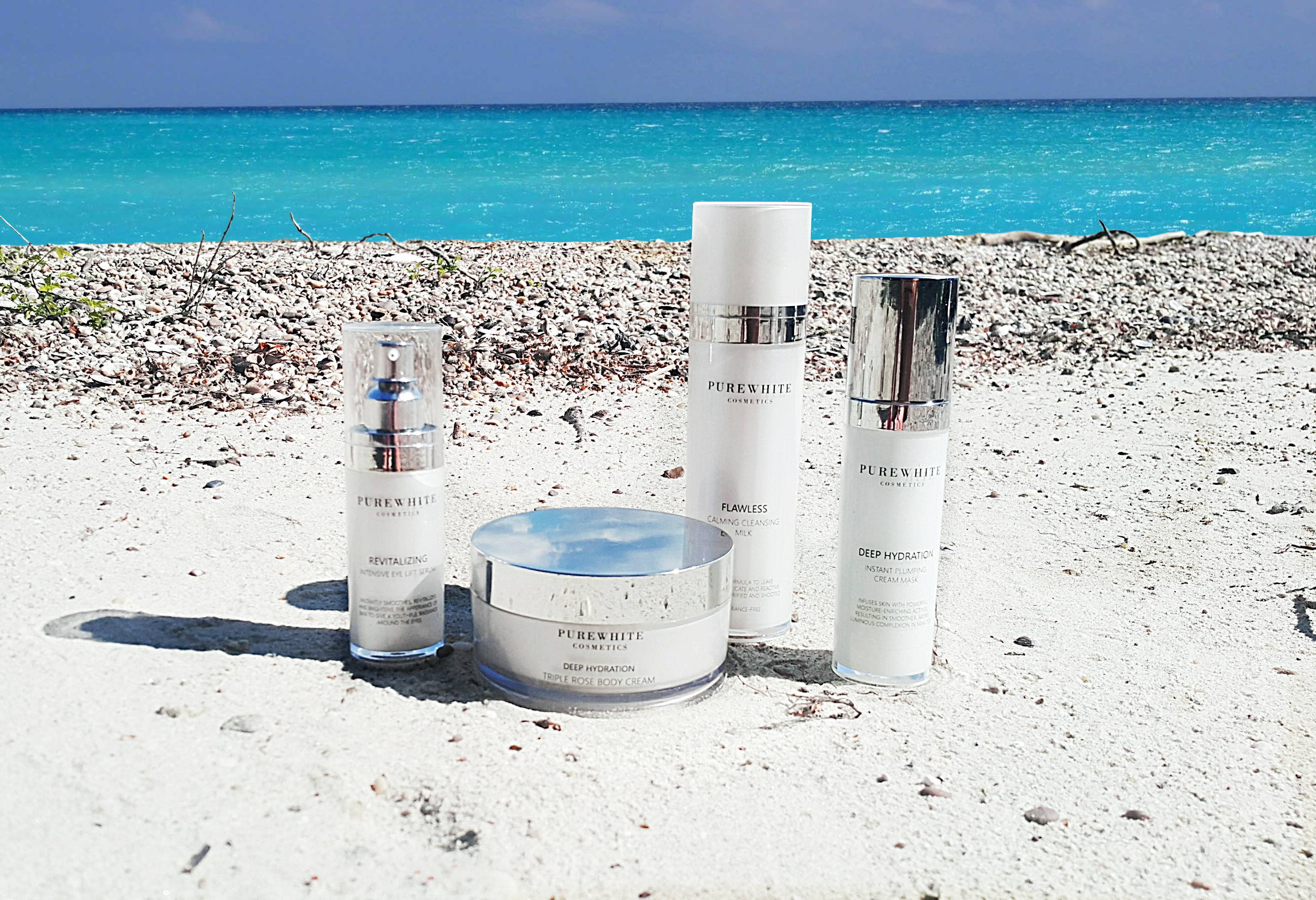 Pure White Cosmetics - Skincare Essentials for Flawless Summer Skin