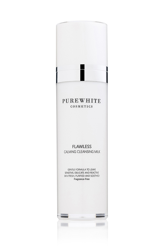 Pure White Cosmetics - Flawless Calming Cleansing Milk