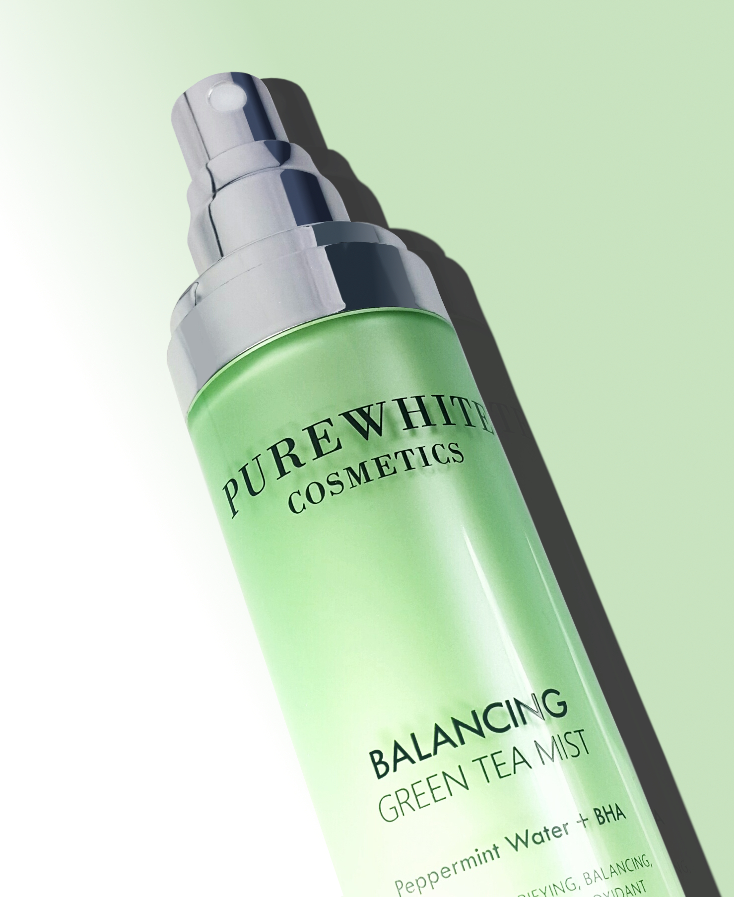 Pure White Cosmetics – Balancing Green Tea Mist