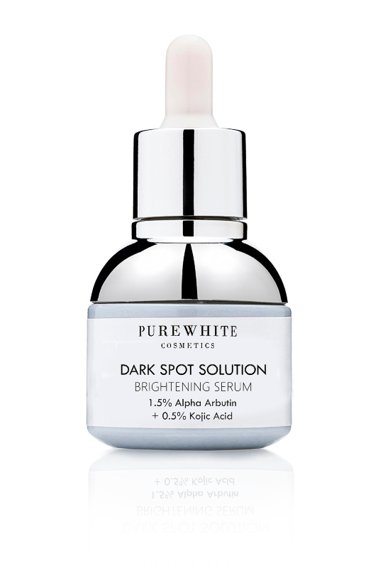 Pure White Cosmetics - Dark Spot Solution Brightening Serum
