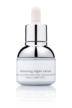 Pure White Cosmetics - Whitening Night Serum