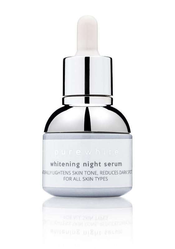Pure White Cosmetics - Whitening Night Serum