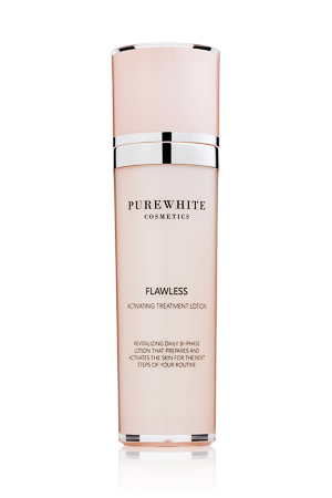 Pure White Cosmetics - Flawless Activating Treatment Lotion