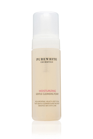 Pure White Cosmetics - Moisturizing Gentle Cleansing Foam