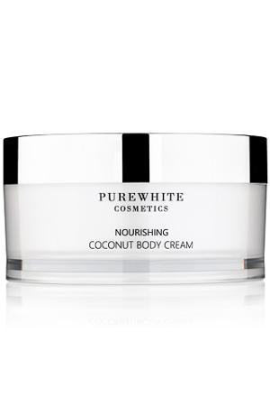 Pure White Cosmetics - Nourishing Coconut Body Cream