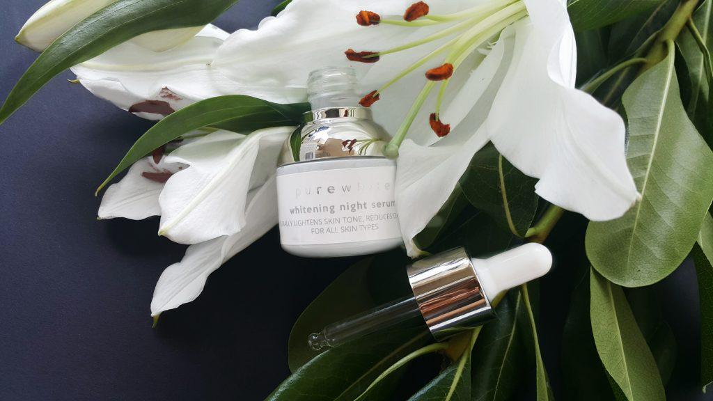 The Pure Blog - Product Spotlight: Introducing the New Whitening Night Serum