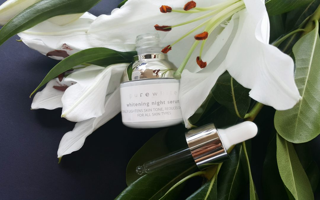 Product Spotlight: Introducing the New Whitening Night Serum