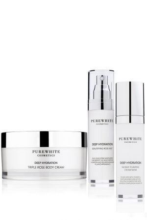 Pure White Cosmetics - Deep Hydration Collection