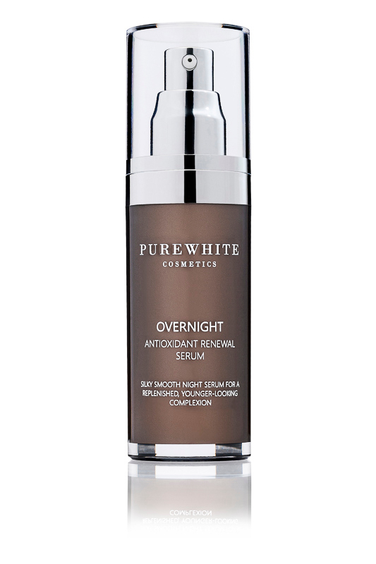Pure White Cosmetics - Overnight Antioxidant Renewal Serum