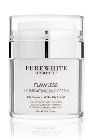 Pure White Cosmetics - Flawless Illuminating Silk Cream