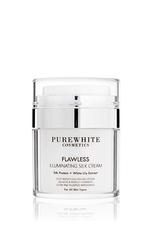 Pure White Cosmetics - Flawless Illuminating Silk Cream