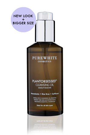 PlantObsessed Nourishing Cleansing Oil