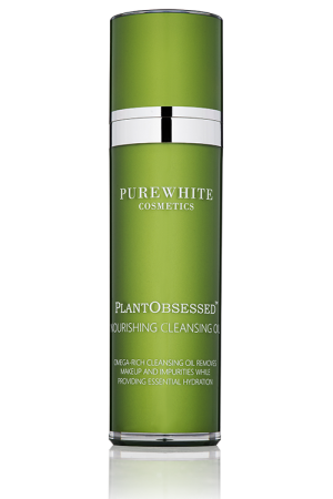 Pure White Cosmetics - PlantObsessed™ Nourishing Cleansing Oil