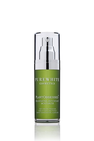 Pure White Cosmetics - PlantObsessed™ Rejuvenating Antioxidant Moisturizer