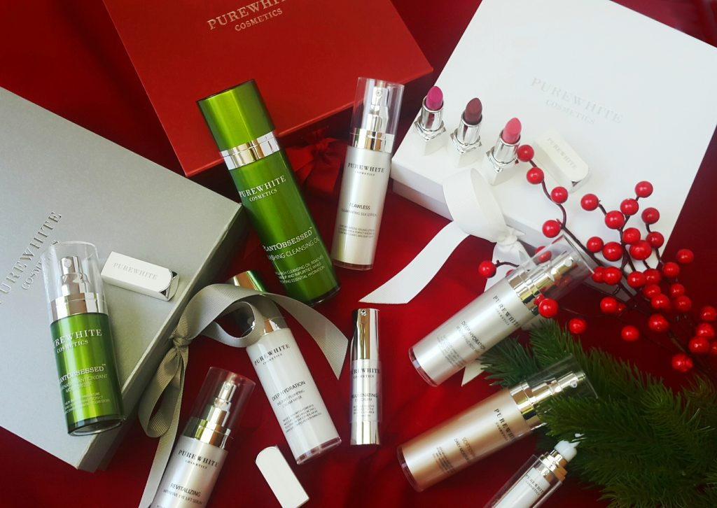 The Pure Blog - Pure White Cosmetics Holiday Gift Sets