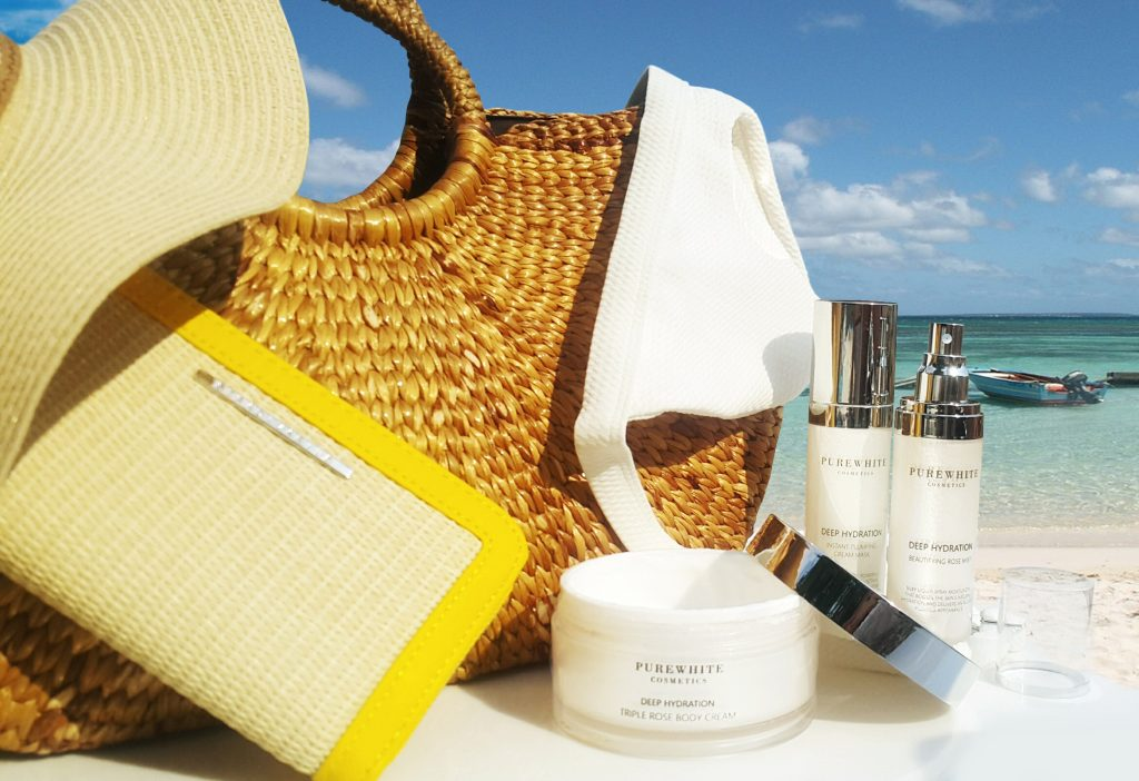 The Pure Blog - How to Combat Dehydrated Summer Skin