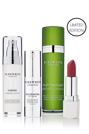 Pure White Cosmetics - Flawless Skin Delights Set