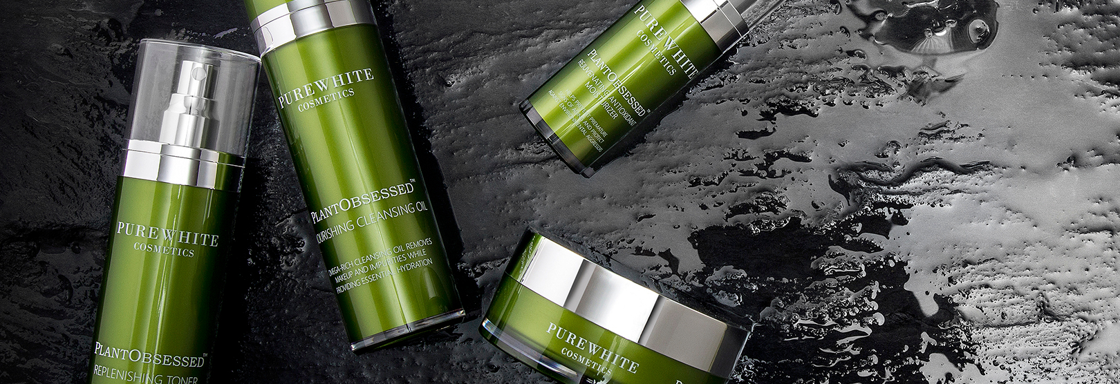 Explore Pure White's most advanced collection made with the finest and most potent natural ingredients.