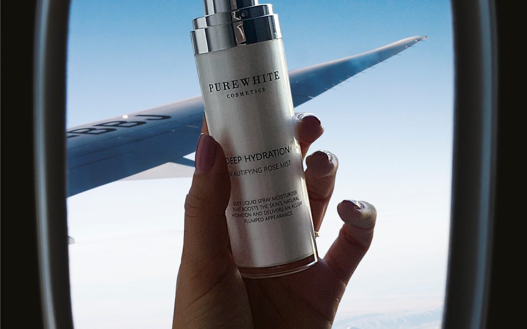 Ultimate In-Flight Beauty Routine