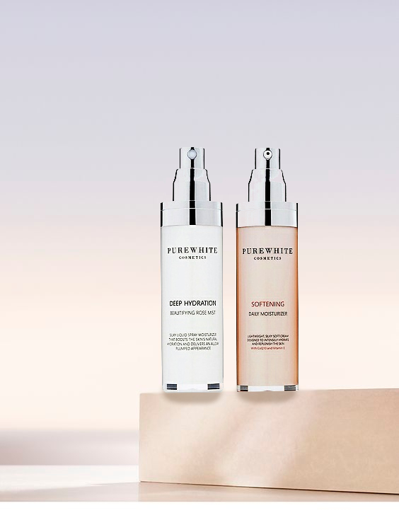 Pure White Cosmetics - Maximum Moisture Duo