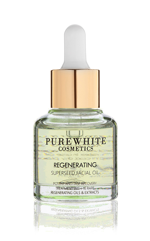 Pure White Cosmetics - Regenerating Superseed Facial Oil