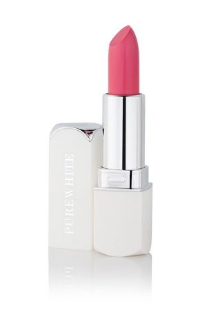 Pure White Cosmetics - Purely Inviting Satin Cream Lipstick - Fuchsia Glam