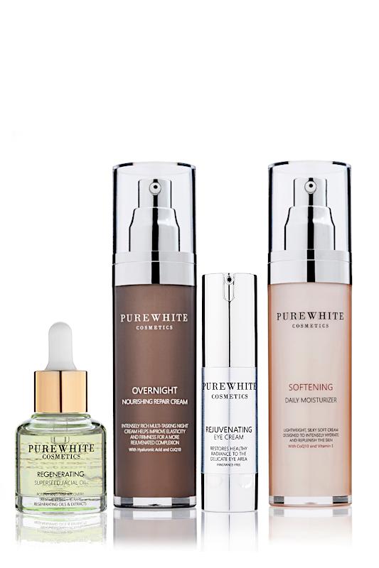 Pure White Cosmetics - Skincare Staples Set